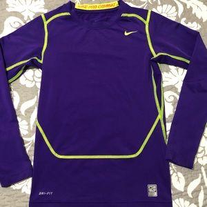 Boys Nike Pro Combat Dri-fit Shirt